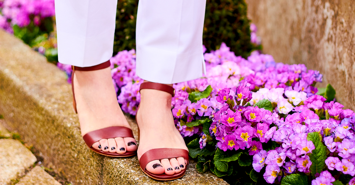 15 Pretty Flats That Look Way More Stylish Than Heels!