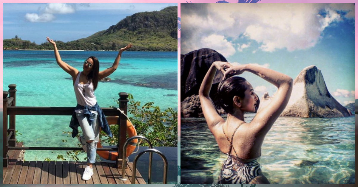 Every 20-Something Girl Needs A Vacay Just Like Sonakshi's!