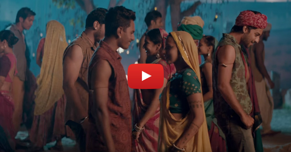 "This AMAZING Bollywood ""Folk"" Song Will Make Your Heart Sing!"