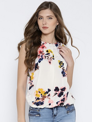 Flower-top-to-wear-with-skirt