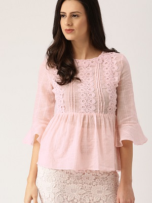 Peach-top-to-wear-with-skirt
