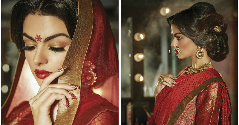 8 Gorgeous wedding makeup Looks for you!