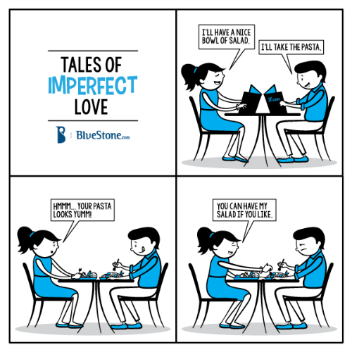 1 funny comics about love