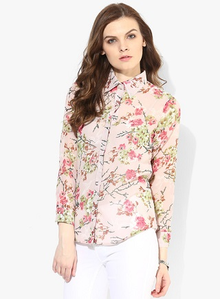11 shirts for women under rs 1000