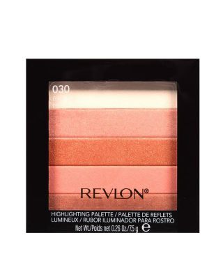2 illuminators for glowing skin - Revlon Highlighting Palette
