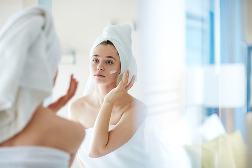 4.skincare products