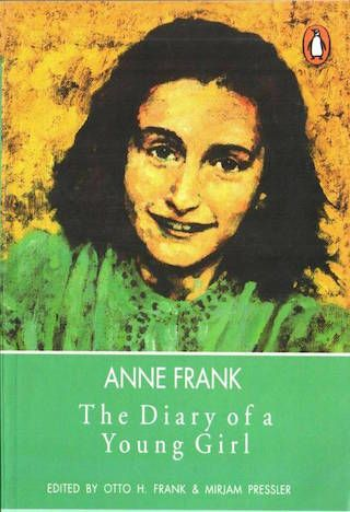 5 classic books by women - diary of a young girl by anne frank