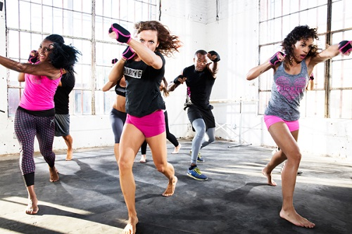 new forms of exercise - piloxing