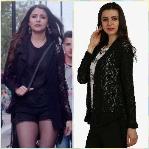 6 anushka sharma look in ae dil hai mushkil