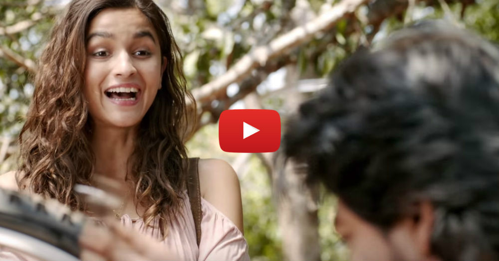 Alia & SRK Are Just TOO Cute In This New 'Dear Zindagi' Teaser!