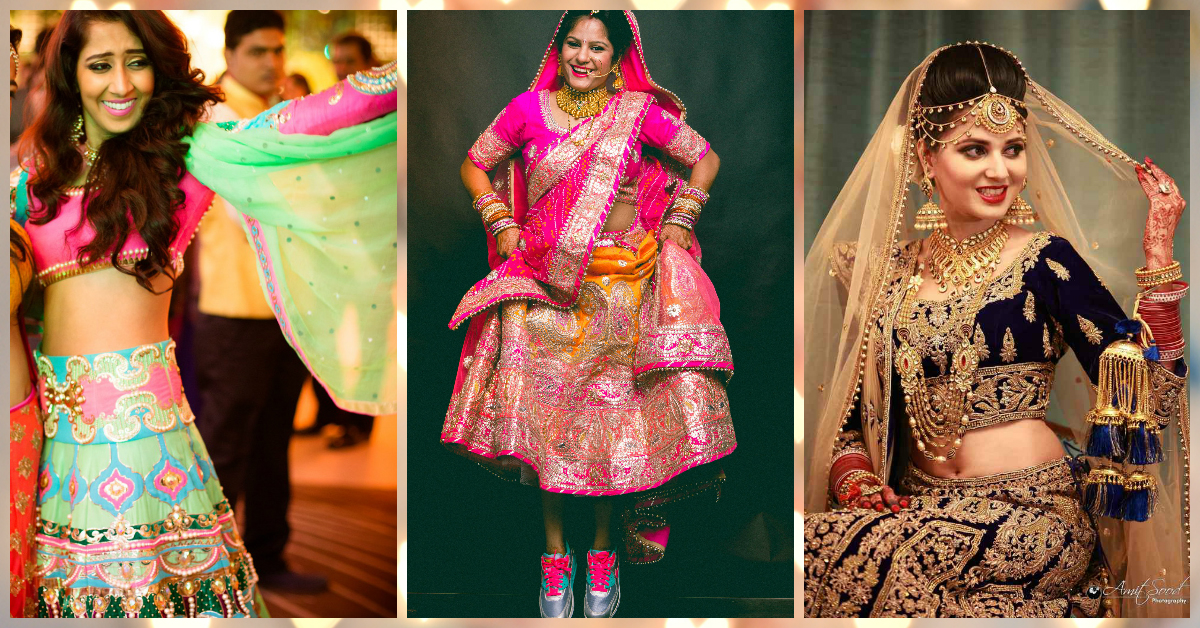 7 Ways These Brides Made Their Wedding Style Totally *Unique*!