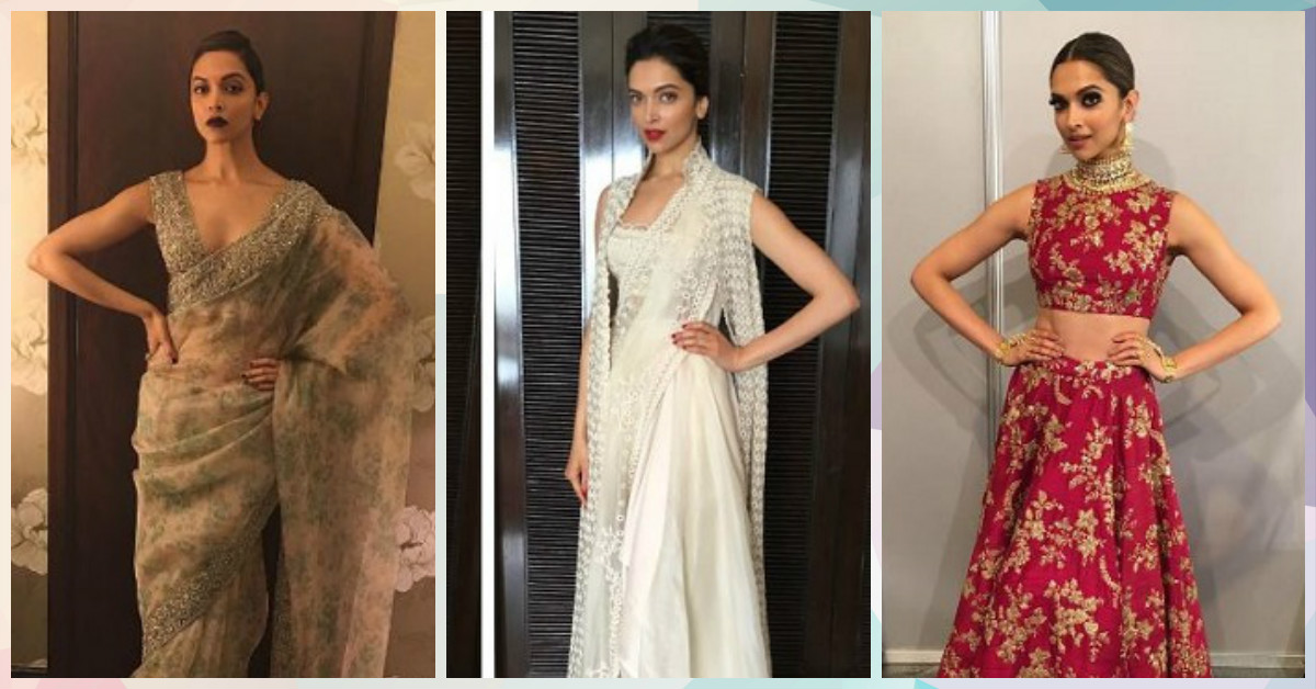10 Indian Wear Styling Tricks To Steal From Deepika Padukone!