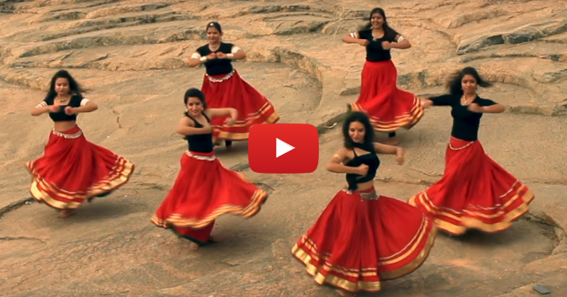 "The ULTIMATE ""Lahu Muh Lag Gaya"" Choreography For Navratri!"