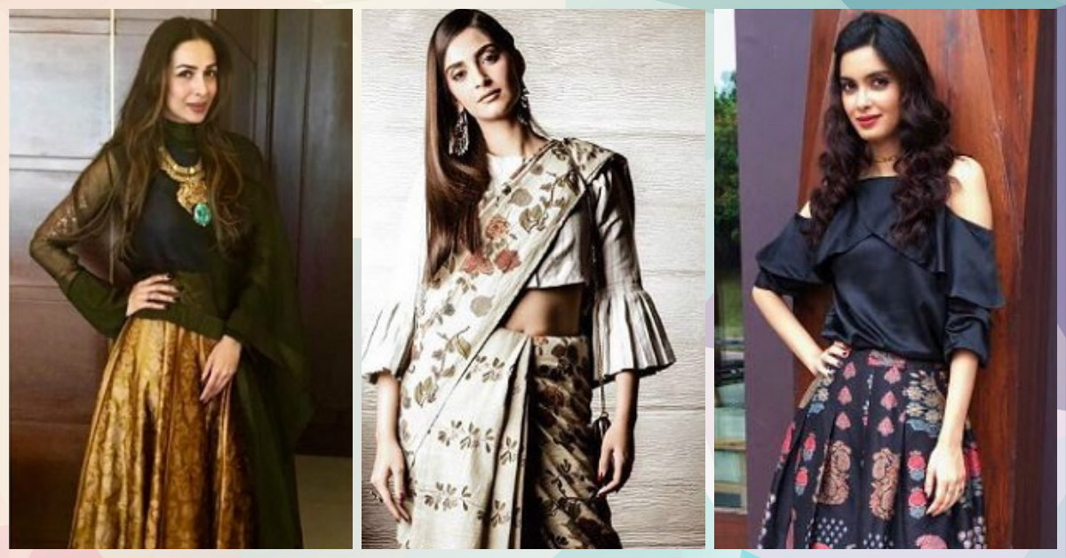 10 Celeb Inspired Indo-Western Looks You Have To Try