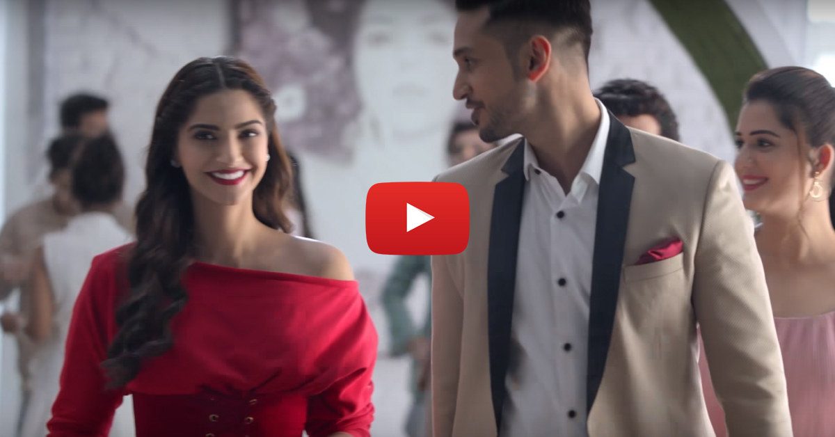 Arjun Kanungo Sings For Sonam Kapoor - This Is Just AWESOME!