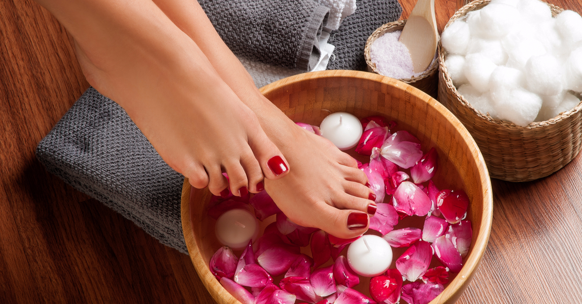 8 Ways To Get Softer, Prettier Feet - Without A Pedicure!