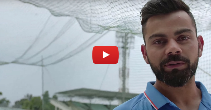 What Virat Kohli Says In This Video Will Melt Your Heart!