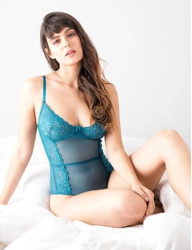 Zivame Lace And Mesh teddy Nightwear For Honeymoon - POPxo