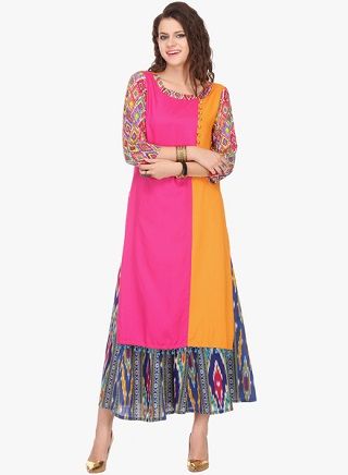1 colourful kurtas to buy online