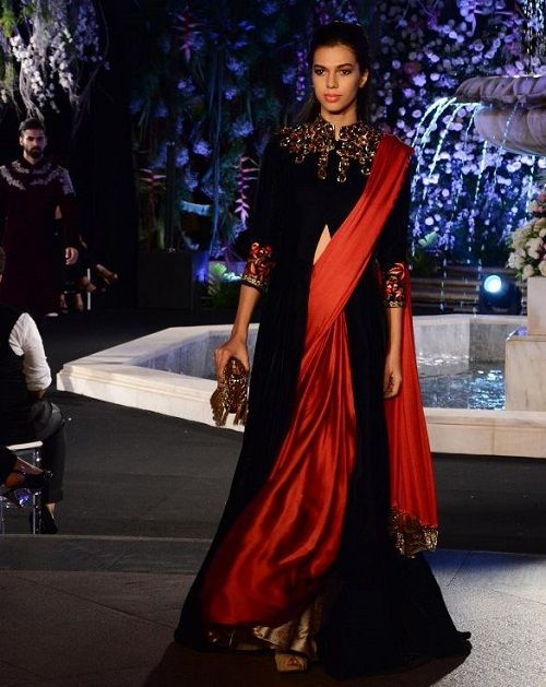 10 how to style a saree