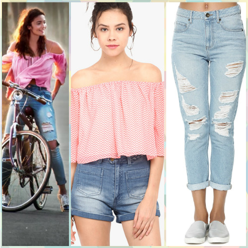10 outfit ideas from alia bhatt
