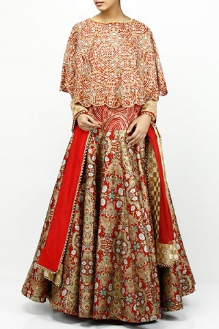 11 wedding outfits for the bengali bride