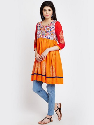 15 colourful kurtas to buy online