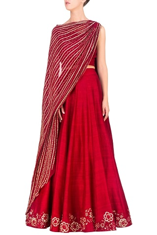15 wedding outfits for the bengali bride