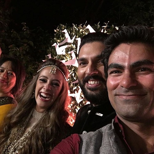 4 Yuvraj Singh gets married