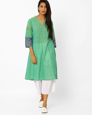 4 colourful kurtas to buy online