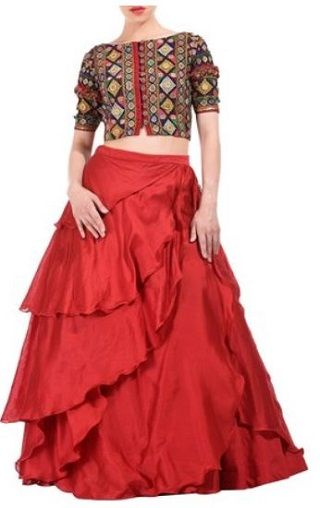 5 wedding outfits for the bengali bride