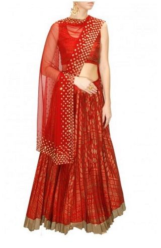 6 wedding outfits for the bengali bride