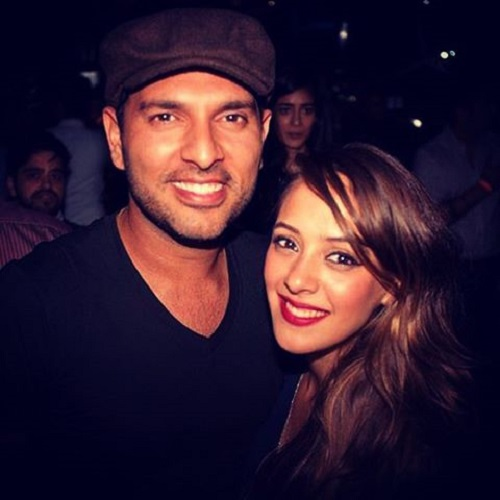 7 Yuvraj Singh gets married