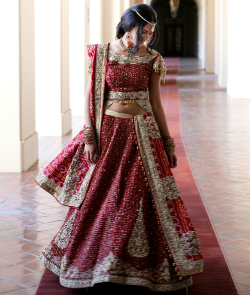 7 lehenga tips for curvy brides