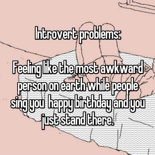 7 things every introvert will relate to