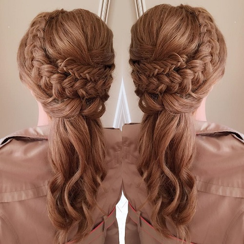 9 bridal hairstyles for curly hair
