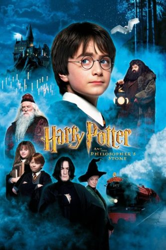 Breakup Movies For Girls- Harry Potter