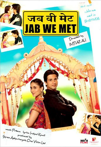 Breakup Movies For Girls- Jab We Met