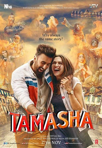 Breakup Movies For Girls- Tamasha