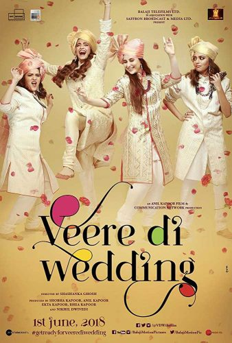 Breakup Movies For Girls- Veere Di Wedding