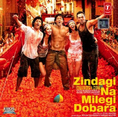 Breakup Movies For Girls- Zindagi Na Milegi Dobara