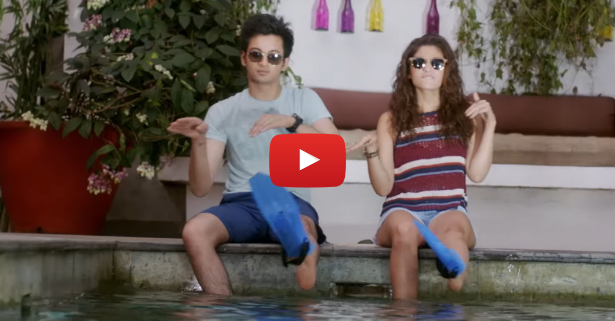 When You're Feeling Low... Dear Zindagi's New Song Is PERFECT!