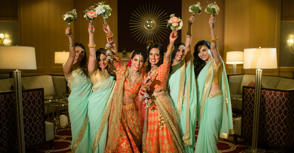 10 FAB Ways Your Bridesmaids Can Coordinate Their Outfits!