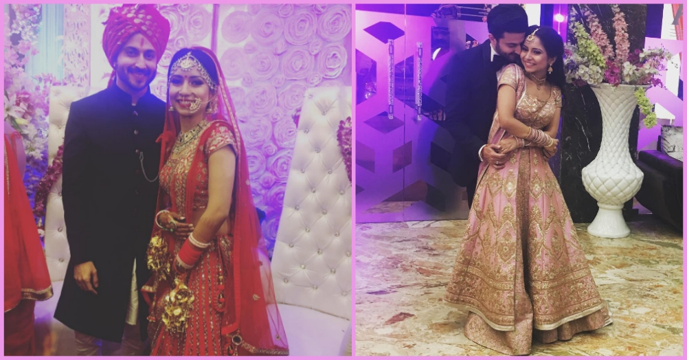 Dig wedding photos? This celeb jodi will have you in tears!