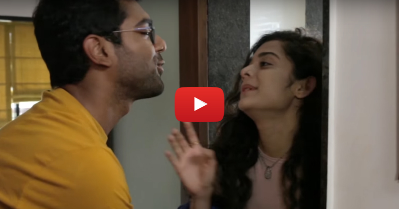 Love & Fights? This Adorable Video Is EVERY Relationship Ever!