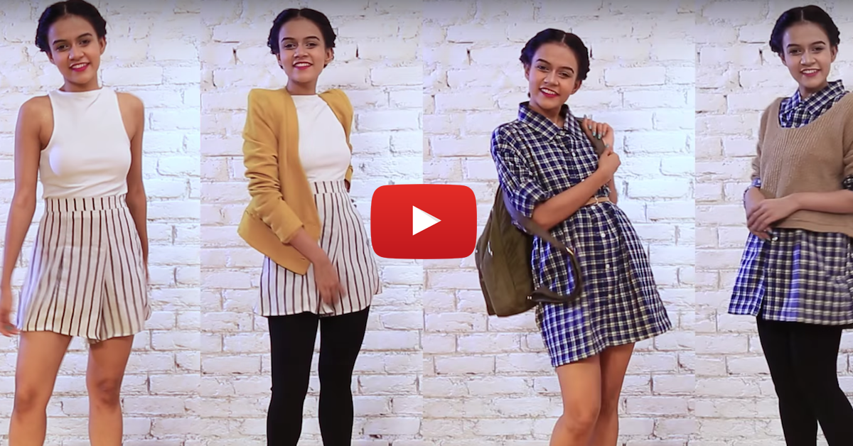 How To Wear Your Summer Clothes In The Winter!