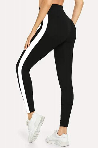 stripped-jegging