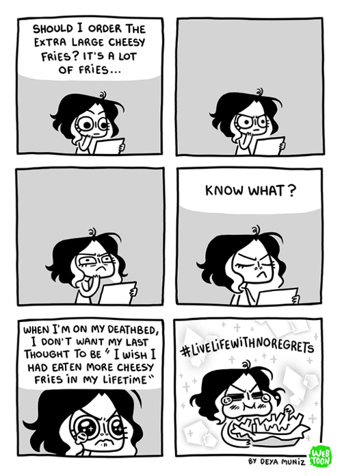 1 funny comics about girls