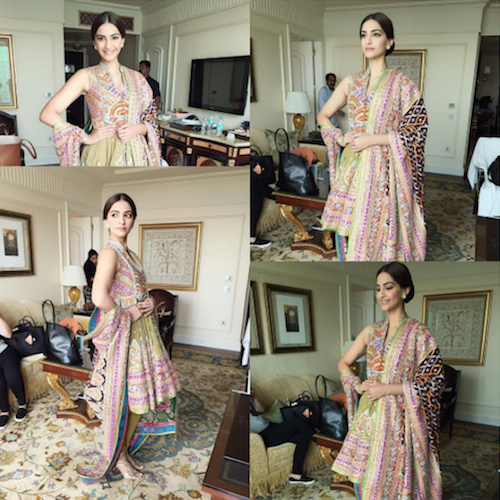 10. sonam kapoor outfits