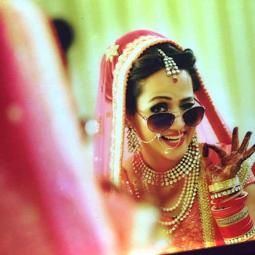 3 solo poses for the bride